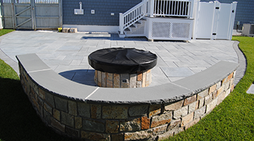 hardscape Design and Construction outdoor room