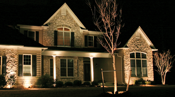 South Shore landscape lighting Norwell, MA